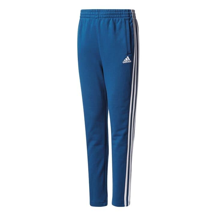 YB 3S FT PANT Pantalon de loisirs pour garçon Adidas 464519712847 Couleur denim Taille 128 Photo no. 1