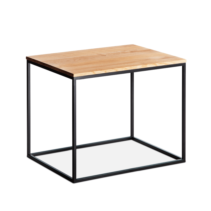 COFFEE table d'appoint 362227300000 Colore Quercia Dimensioni L: 40.0 cm x P: 50.0 cm x A: 40.0 cm N. figura 1