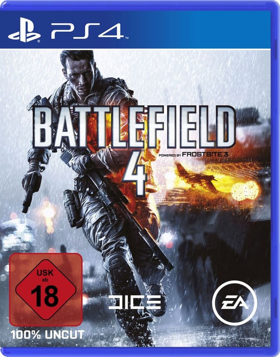 PS4 - Battlefield 4 Box 785300121611 Bild Nr. 1