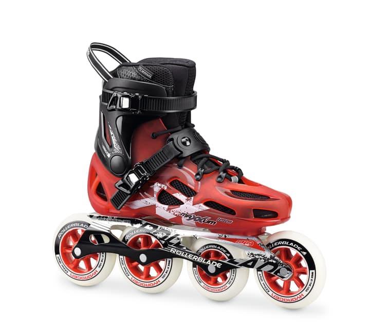 Maxxum 100 Herren-Inline Rollerblade 492396844530 Farbe rot Grösse 44.5 Bild-Nr. 1
