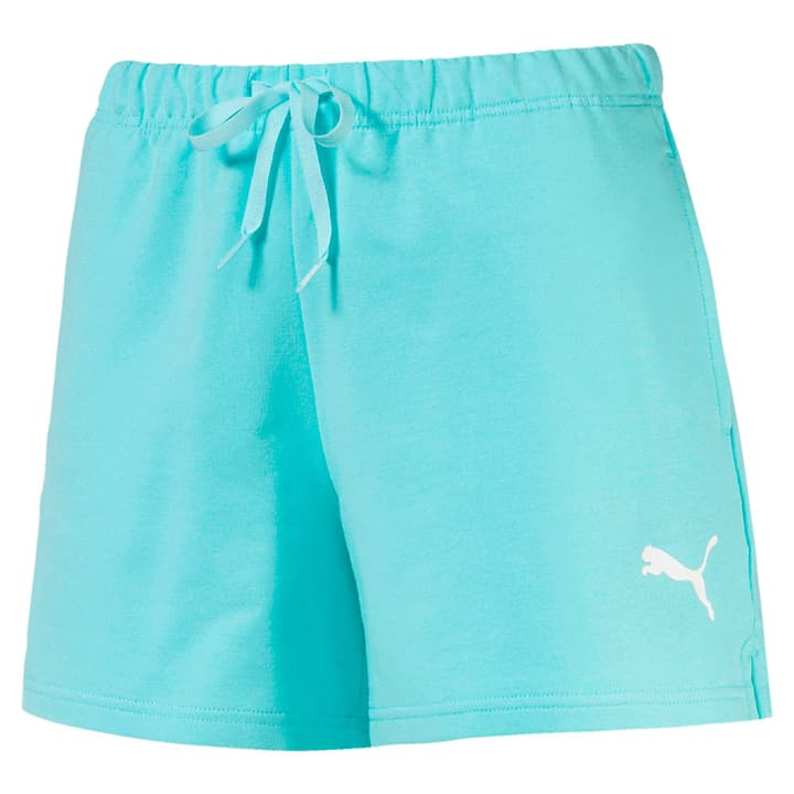 URBAN SPORTS Shorts Short pour femme Puma 462388100425 Couleur aqua Taille M Photo no. 1