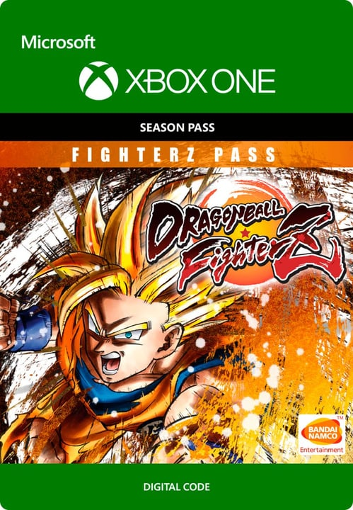 Xbox One - DRAGON BALL FighterZ - FighterZ Pass Download (ESD) 785300135484 Photo no. 1