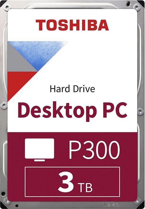 "P300 High Performance 3TB 3.5"" SATA HDD Intern Toshiba 785300137544 Bild Nr. 1"