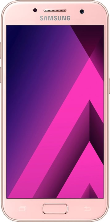 Galaxy A3 (2017) 16GB Cloud Samsung 785300125386 Bild Nr. 1