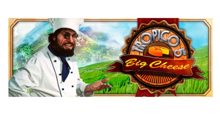 PC - Tropico 5 The Big Cheese Digitale (ESD) 785300133707 N. figura 1