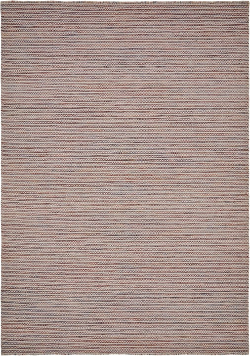 VIVIANE Tappeto 412005512030 Colore rosso Dimensioni L: 120.0 cm x P: 170.0 cm N. figura 1