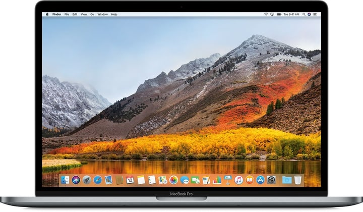 CTO MacBook Pro TB 15'' 3.1GHz i7 16GB 1TBSSD Space Gray Notebook Apple 798422100000 N. figura 1