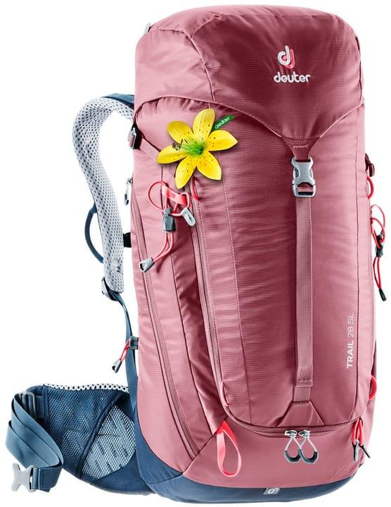 Trail 28 SL Sac à dos de randonnée pour femme Deuter 460282500030 Couleur rouge Taille Taille unique Photo no. 1