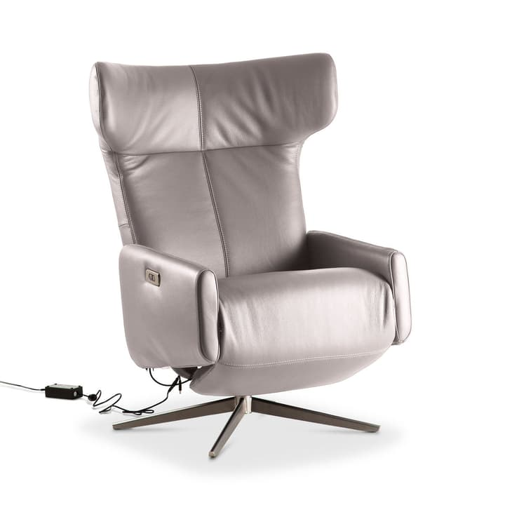 CARDIFF Fauteuil 360056097703 Dimensions L: 77.0 cm x P: 175.0 cm x H: 112.0 cm Couleur Taupe Photo no. 1