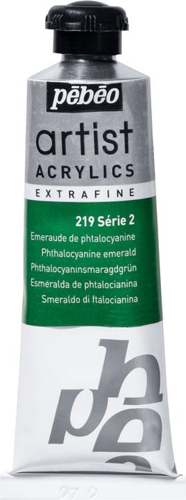 Pébéo Acrylic Extrafine Pebeo 663509021900 Couleur Emeraude Photo no. 1
