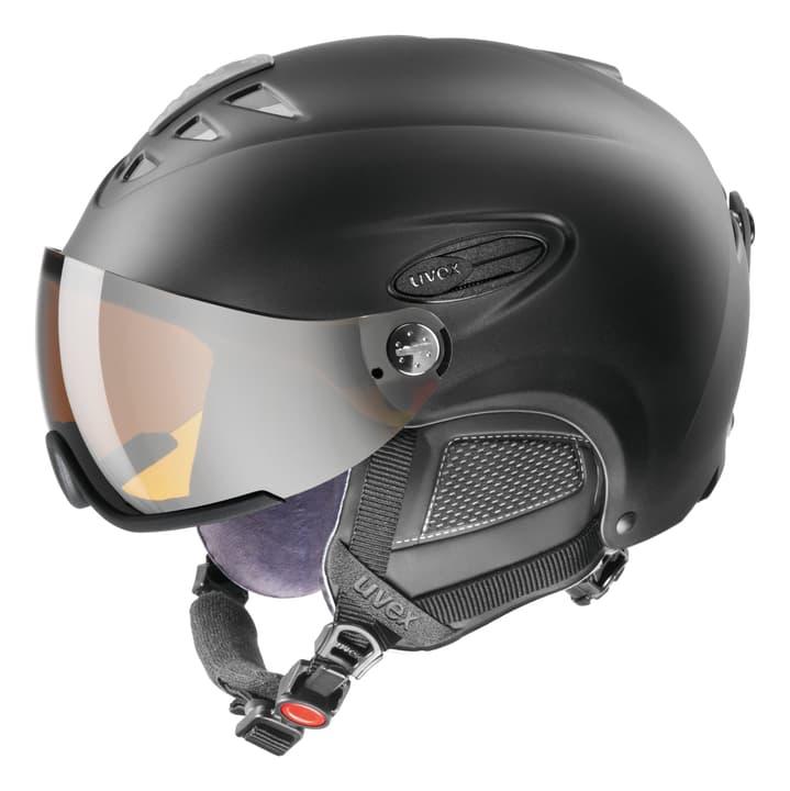 Hlmt 300 Visor Casque de sports d'hiver Uvex 494783901320 Couleur noir Taille S/M Photo no. 1