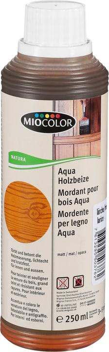 Mordente per legno Aqua Larice 250 ml Miocolor 661285200000 Colore Larice Contenuto 250.0 ml N. figura 1