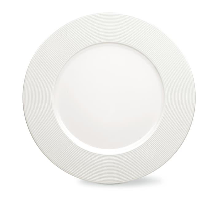 VIENNA Assiette plate 27cm Cucina & Tavola 700153700006 Couleur Blanc Dimensions H: 2.2 cm Photo no. 1
