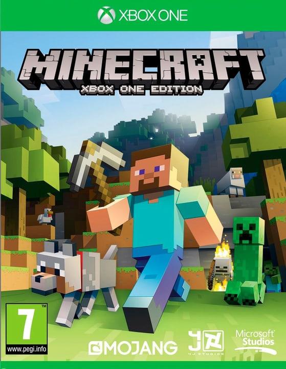 Xbox One - Minecraft Box 785300119366 N. figura 1