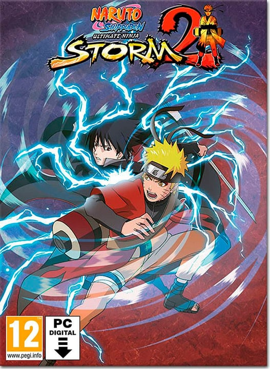 PC - Naruto Shippuden: Ultimate Ninja Storm 2 - D/F/I Digitale (ESD) 785300134403 N. figura 1