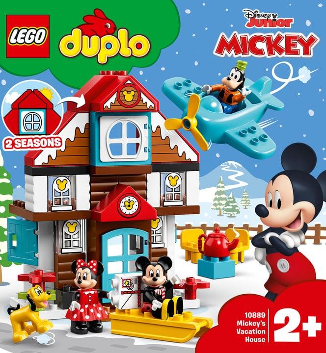 LEGO DUPLO 10889 La maison de vacance 748715300000 Photo no. 1