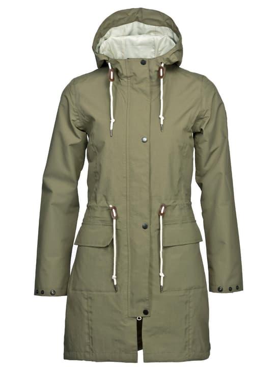 Lotti Veste de pluie pour femme Rukka 498427703877 Couleur bourbe Taille 38 Photo no. 1