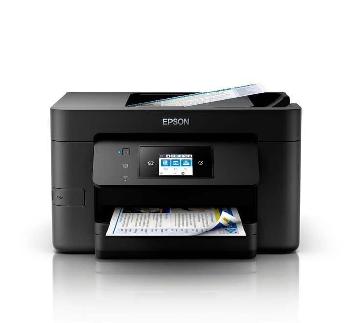 WorkForce Pro WF-3720DWF 4-in-1 Stampante Multifunzione Epson 785300122980 N. figura 1