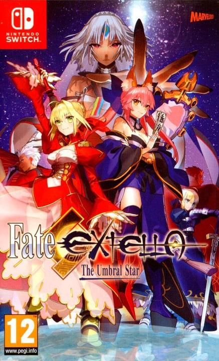 Switch - Fate EXTELLA - The Umbral Star Fisico (Box) 785300128218 N. figura 1