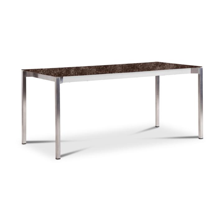 LUZON Table 368072600000 Dimensions L: 240.0 cm x P: 90.0 cm x H: 75.0 cm Couleur Bronze Photo no. 1