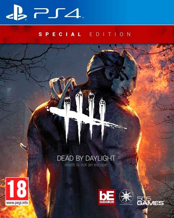 PS4 - Dead by Daylight - Special Edition 785300122543 N. figura 1