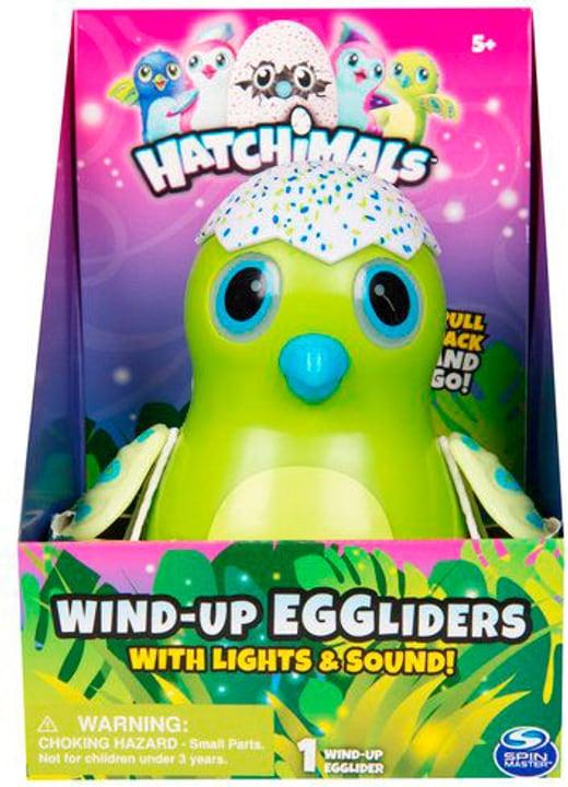 Hatchimals Wind Up Egglider 744545000000 Photo no. 1