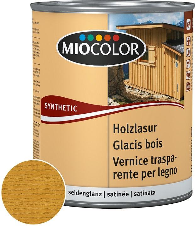 Vernice trasparente per legno Quercia 2.5 l Miocolor 661125400000 Colore Quercia Contenuto 2.5 l N. figura 1