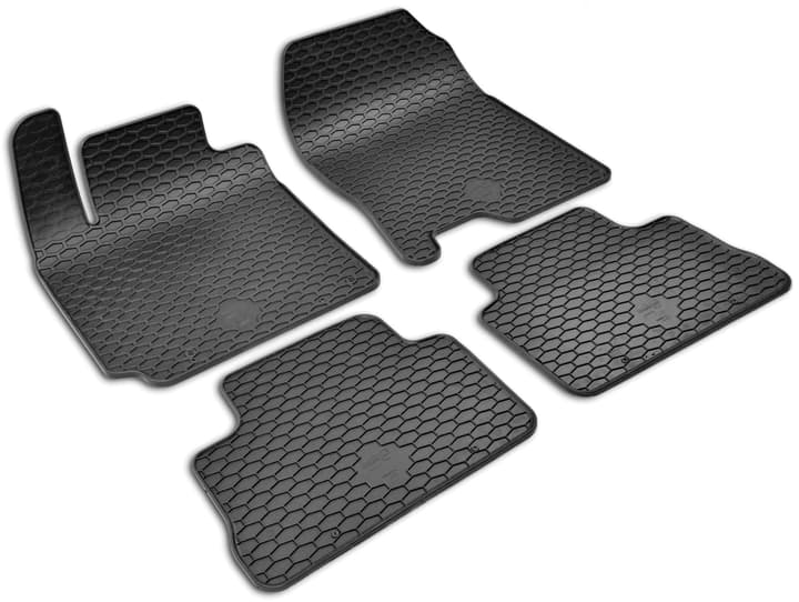 Set de tapis en caoutchouc Mercedes-Benz Tapis de voiture WALSER 620595400000 Photo no. 1