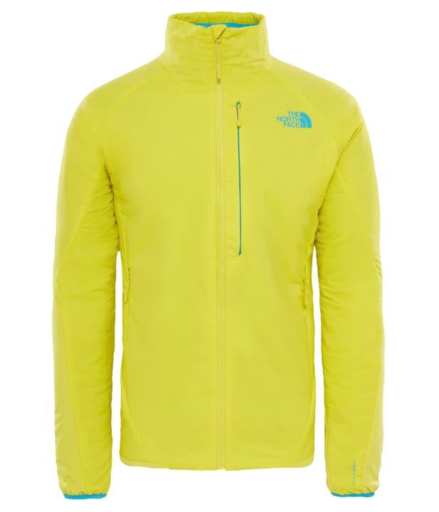 Ventrix Veste isolante pour homme The North Face 462749000359 Couleur jaune citron Taille S Photo no. 1