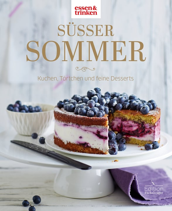Süsser Somm. Kuchen Törtchen Livre 393230900000 Photo no. 1