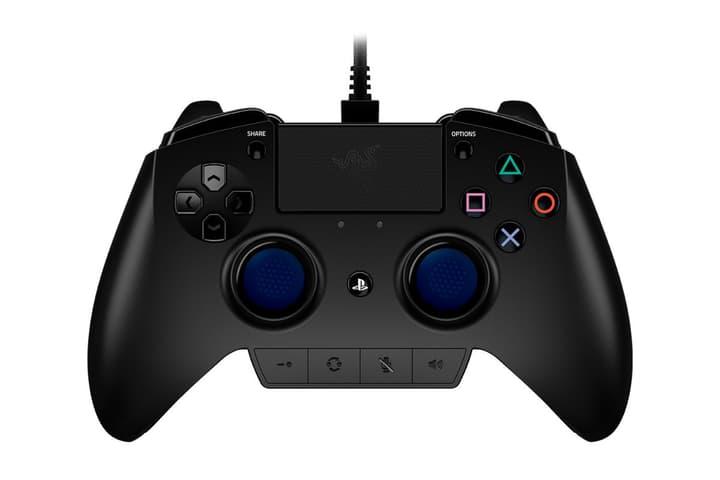 Raiju Gaming Controller (PS4) Manette Razer 785300125225 Photo no. 1