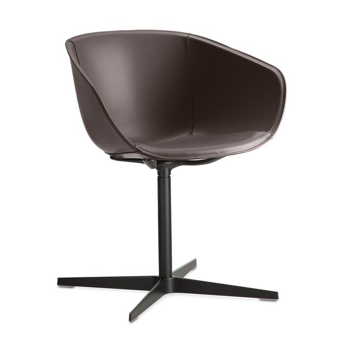SEDIA Chaise avec accoudoirs 366165700000 Couleur Brun foncé Dimensions L: 45.0 cm x P: 58.0 cm x H: 82.0 cm Photo no. 1