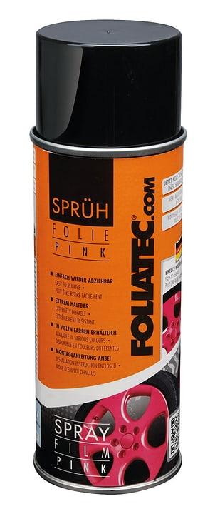 Pellicola Spray pink luci. 400ml Spray per cerchioni FOLIATEC 620282600000 N. figura 1
