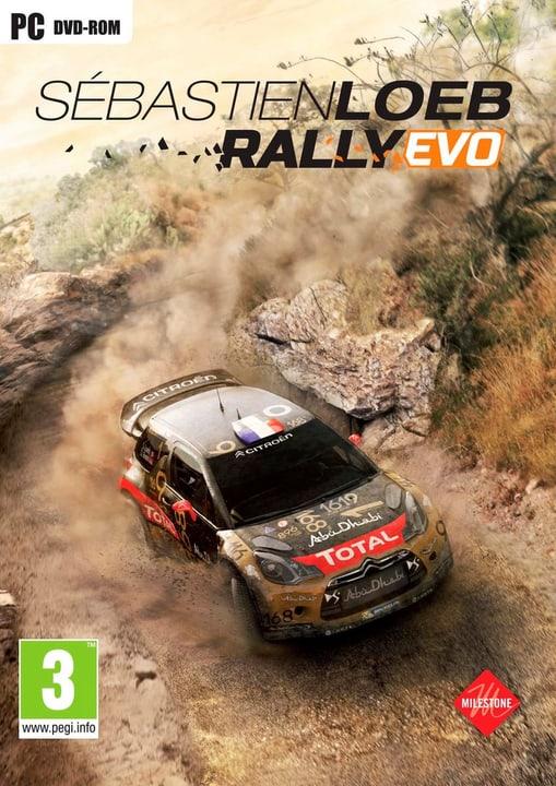 PC - Sébastien Loeb Rally Evo Physisch (Box) 785300120418 Bild Nr. 1