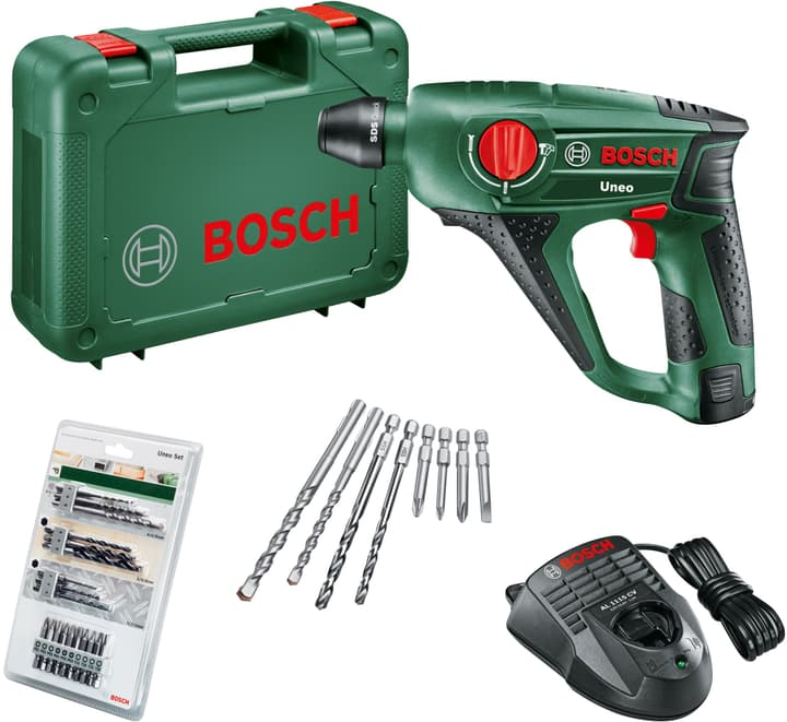 Akku-Bohrhammer UNEO Bosch 61611340000018 Bild Nr. 1
