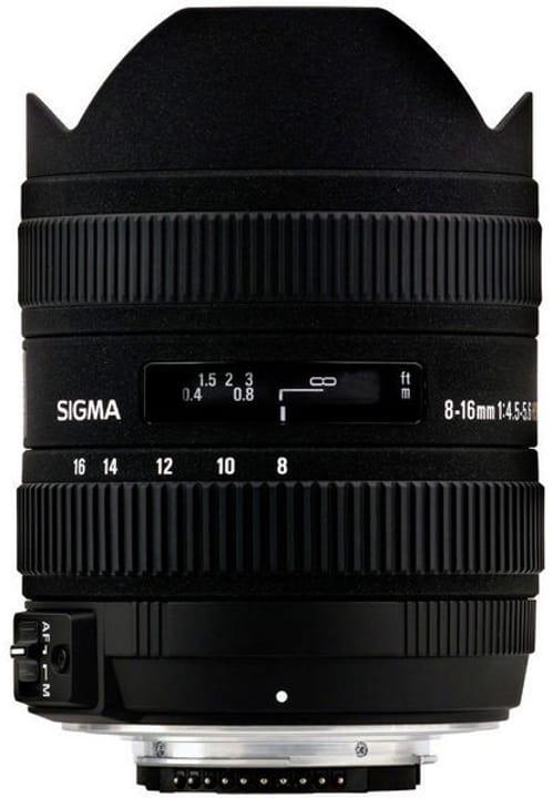 8-16mm/4,5-5,6 DC HSM NI Objektiv Sigma 785300135279 Bild Nr. 1