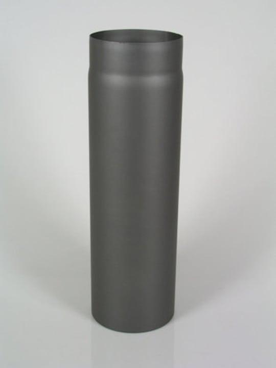 Rauchrohr 25 cm, ohne Putzdeckel 678010000000 Bild Nr. 1