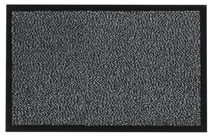 NEVADA Fussmatte 412803409080 Farbe grau Grösse B: 60.0 cm x T: 90.0 cm Bild Nr. 1