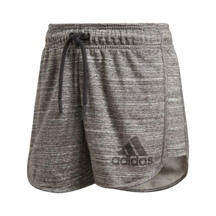 W MELANGE SHORT Damen-Shorts Adidas 464249200280 Farbe grau Grösse XS Bild-Nr. 1
