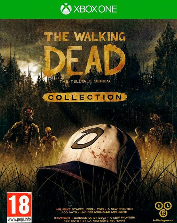 Xbox One - The Walking Dead Collection: The Telltale Series D/F Box 785300130596 Bild Nr. 1