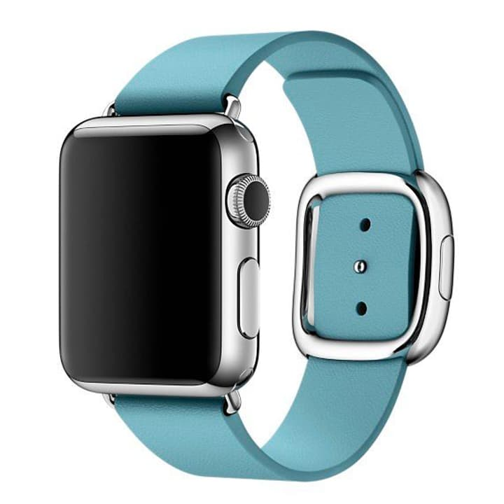 38mm bracelet boucle moderne bleu clair L Apple 785300123040 Photo no. 1