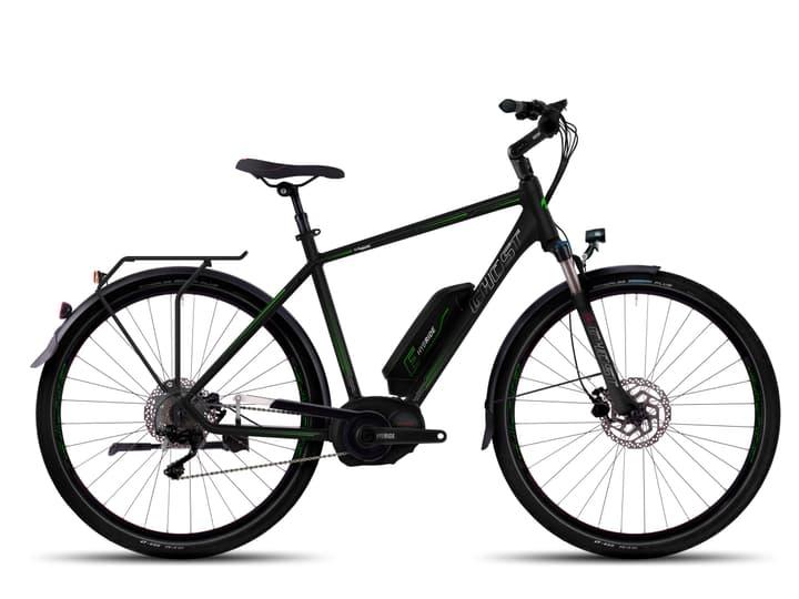 """Andasol Trekking 5 28"""" vélo electrique de trekking Ghost 490187405320 Couleur noir Tailles du cadre 53 Photo no. 1"""