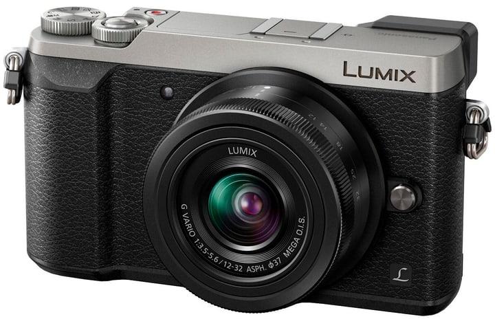 Lumix GX80 12-32mm argent Kit appareil photo système Panasonic 785300126053 Photo no. 1
