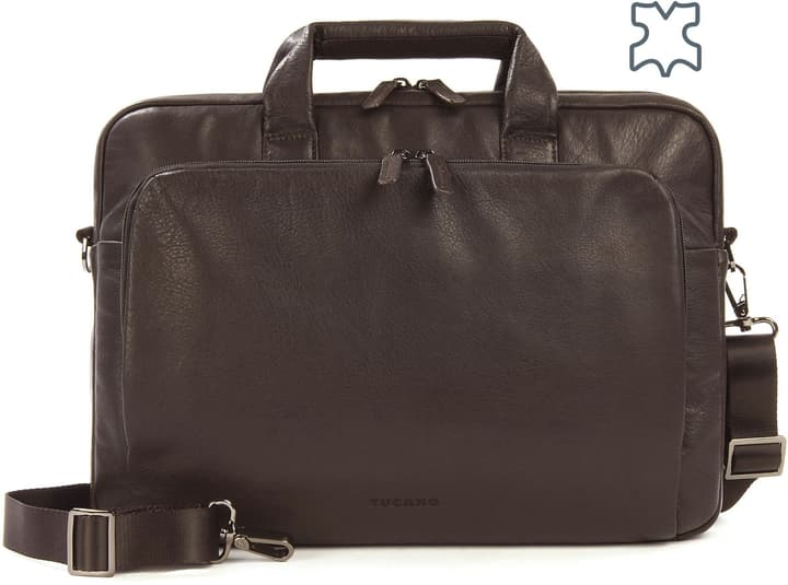 "One Premium Slim - Bag für MacBook Pro 15"" - Braun Tucano 785300132763 Bild Nr. 1"
