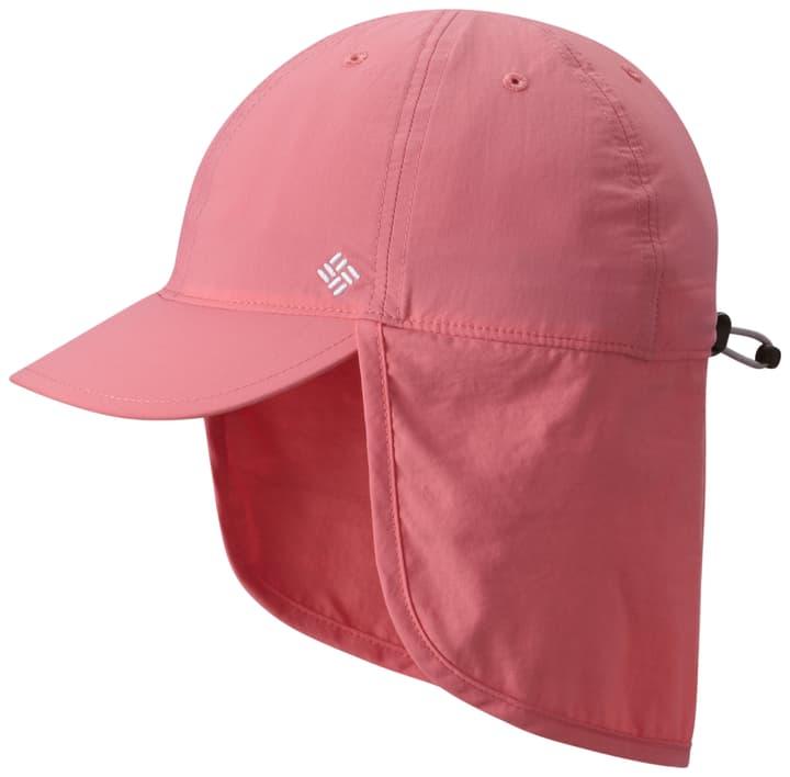 Casquette pour enfant Columbia 462868400038 Couleur rose Taille One Size Photo no. 1
