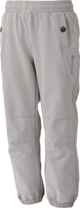 Pantaloni da trekking da bambini Trevolution 472348210480 Colore grigio Taglie 104 N. figura 1