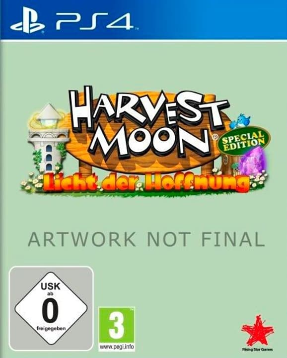 PS4 - Harvest Moon: Licht der Hoffnung Special Edition (D) Box 785300132724 N. figura 1