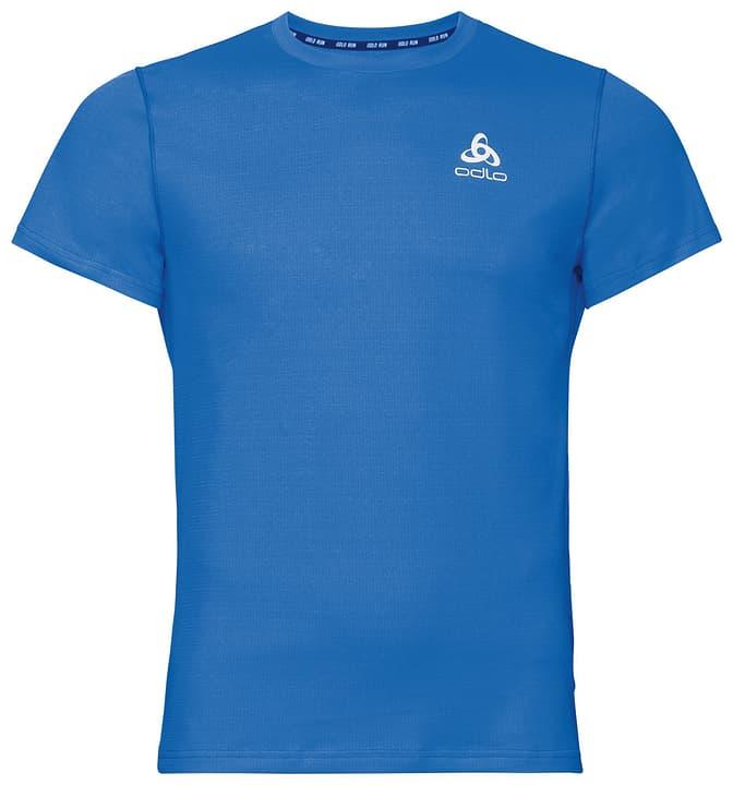 Ceramicool BL Top Crew neck s/s Herren-T-Shirt Odlo 470182700540 Farbe blau Grösse L Bild-Nr. 1
