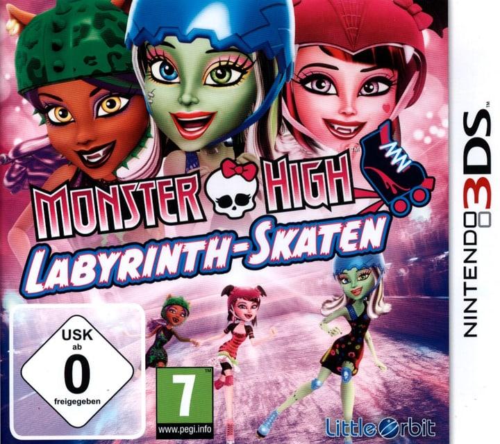 3DS - High: Labyrinth-Skaten 785300121827 Photo no. 1
