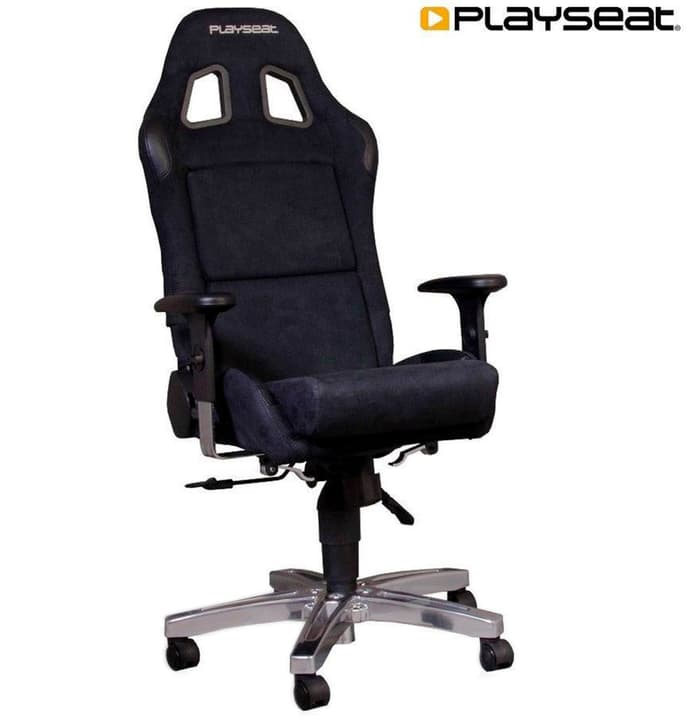 Office Seat noir alcantara Playseat 785300125024 Photo no. 1
